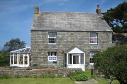 Trewithick Farmhouse
