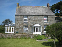 Trewithick Farmhouse, Trelights, North Cornwall, UK